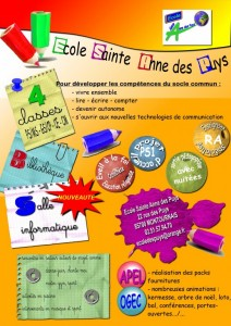 plaquette école (page 1)
